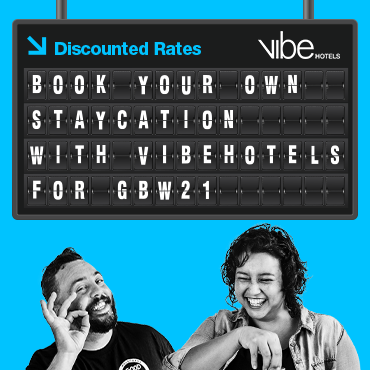 Book your Staycation