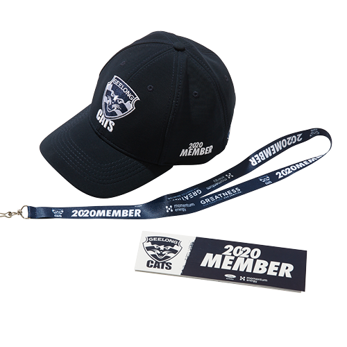 Promotional picture of membership package GMHBA Stadium Reserved Seat