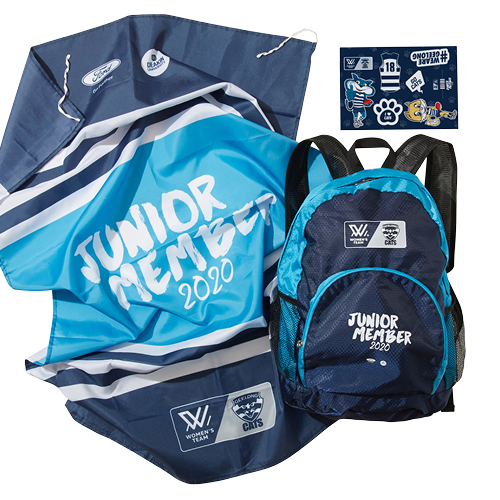 Promotional picture of membership package AFLW Junior (3 games)