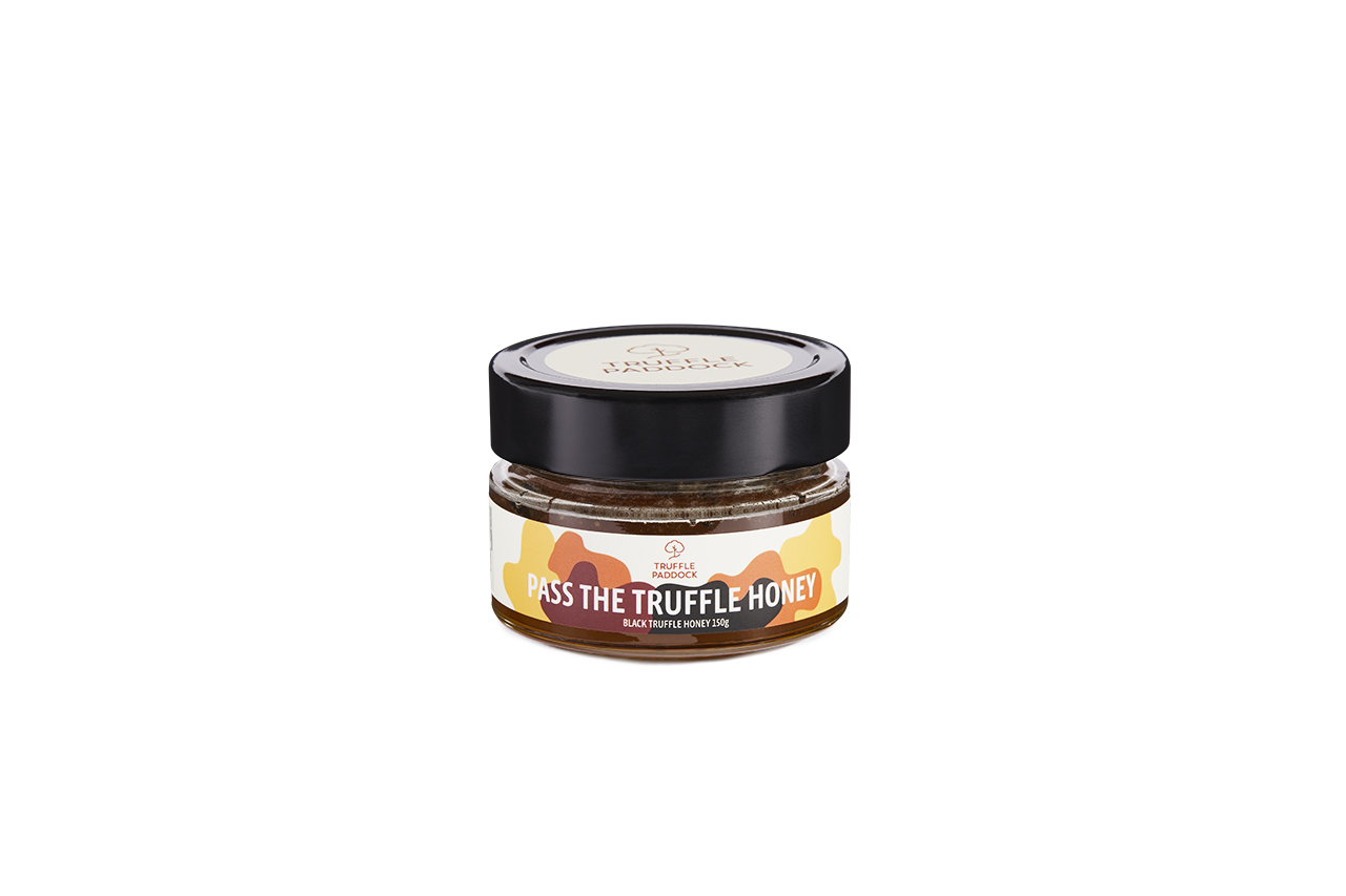 Pass The Truffle Honey 150gm