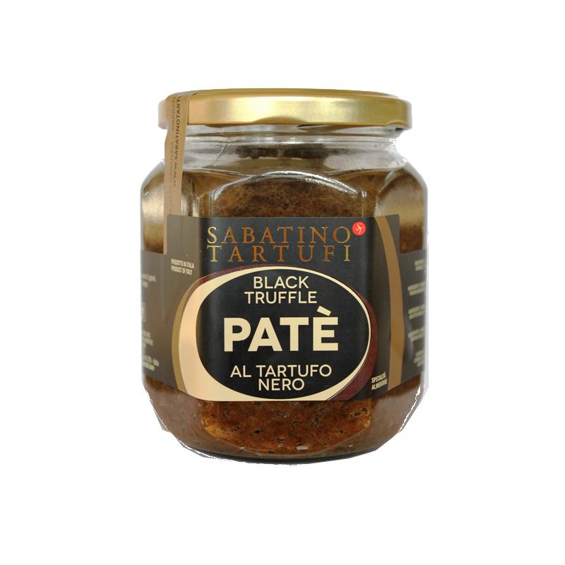 Sabatino Black Truffle Pate 500gm