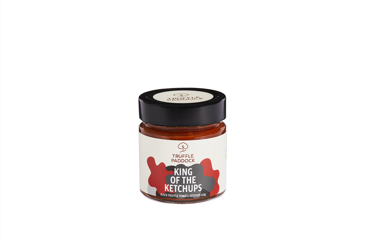Truffle Paddock King Of The Ketchups 220gm