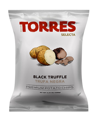 Torres Patatas Truffle Chips 125gm
