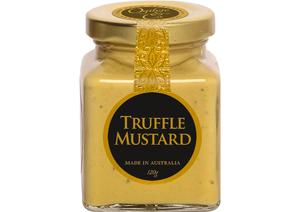 Ogilvie Black Truffle Mustard 120gm