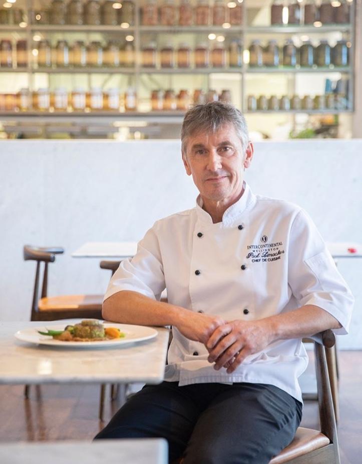 Cuisine de Chef Paul Limacher
